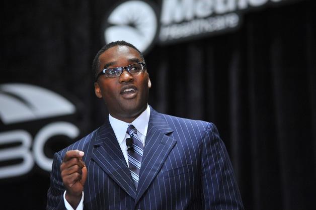 Darrell S Freeman Speaking At The MMBC